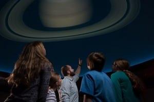 Los Alamos Nature Center Planetarium